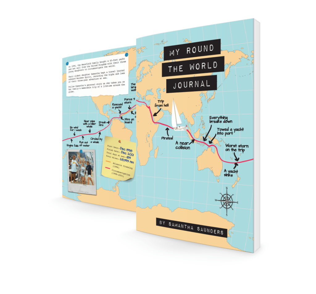 My around the world journal